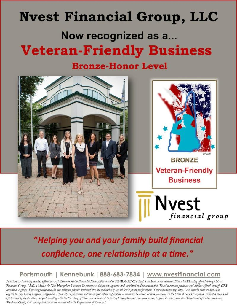 Veteran Friendly Business